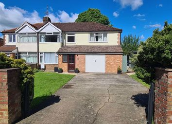 Thumbnail 4 bed semi-detached house for sale in Langley Road, Chippenham, Wiltshire