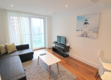 1 bed flat to rent in 3 Lincoln Plaza, Canary Wharf E14