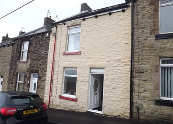 Thumbnail 3 bed terraced house to rent in Steel Street, Consett, Durham