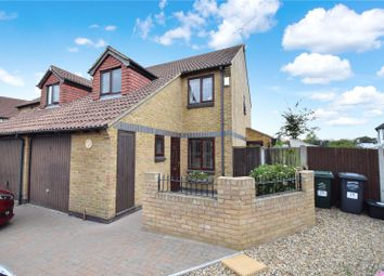 Thumbnail 3 bed end terrace house for sale in Whites Close, Greenhithe, Kent