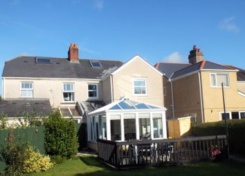 4 bed semi-detached house for sale in Homeleigh, Llanmorlais, Gower, Swansea SA4