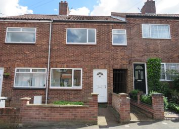 2 bed terraced house for sale in Patteson Road, Norwich NR3
