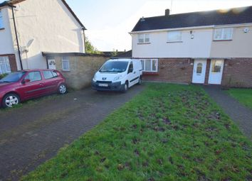 Thumbnail 2 bed end terrace house for sale in Whaddon Way, Bletchley, Milton Keynes