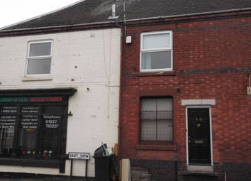 Thumbnail 1 bed flat to rent in Glascote Road, Glascote, Tamworth