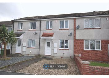 Thumbnail 2 bed terraced house to rent in Cayley Way, Plymouth