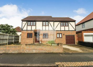 Thumbnail 4 bedroom detached house for sale in Capron Road, Leagrave, Luton