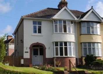 Thumbnail 3 bed property to rent in Lime Grove Avenue, Carmarthen