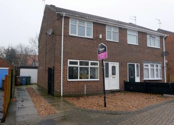 Thumbnail 3 bed semi-detached house for sale in Thornton Grove, Preston, Hull, East Riding Of Yorkshire