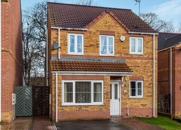 Thumbnail 3 bed detached house for sale in Pearwood Close, Goldthorpe, Rotherham