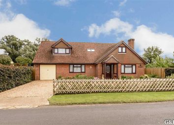 Thumbnail 4 bed detached bungalow for sale in Canterbury Road, Brabourne Lees, Kent