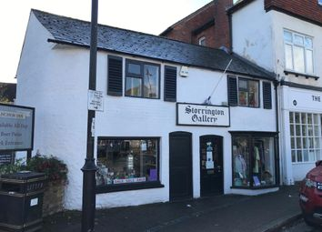 Thumbnail Retail premises to let in High Street, Storrington