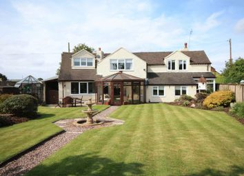 Thumbnail 4 bed detached house for sale in Cranberry Lodge, Cranberry, Cotes Heath, Stafford