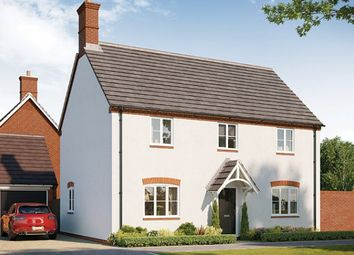 Thumbnail 4 bed detached house for sale in The Sutton, Worlds End Lane, Weston Turville