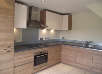 Thumbnail 3 bed town house to rent in Abbots Gate, Bury St. Edmunds