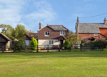 Pikes Hill, Lyndhurst SO43. 3 bed detached house for sale