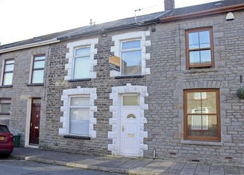 Thumbnail 3 bed terraced house to rent in Gelli -, Pentre