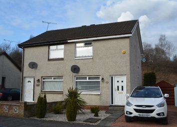Thumbnail 2 bed semi-detached house for sale in Montrose Road, Polmont, Falkirk