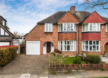 Thumbnail 4 bed semi-detached house for sale in Kingston Upon Thames, Surrey, England