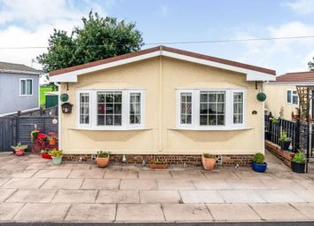 2 bed mobile/park home for sale in Agden Brow Park, Agden Brow, Lymm, Cheshire WA13