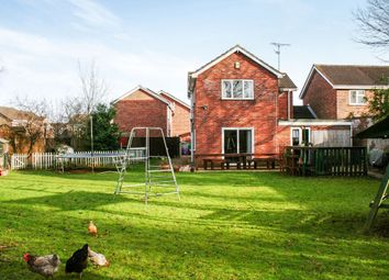 Thumbnail 4 bed detached house for sale in Ash Place, Stamford