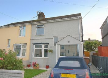Thumbnail 3 bed property for sale in Queens Road, Higher St. Budeaux, Plymouth