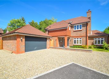 Thumbnail 5 bed country house for sale in Chantreyland, New Lane, Eversley Cross, Hampshire
