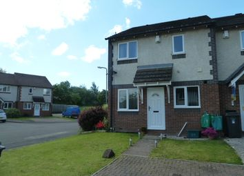 Thumbnail 1 bed terraced house to rent in Scotby Gardens, Carlisle