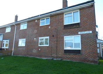Thumbnail 2 bed flat to rent in Abbotts Road, Tidworth, Hampshire