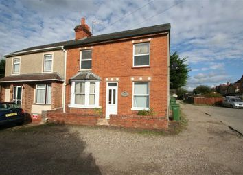 Thumbnail 2 bed semi-detached house to rent in Gordon Road, Newbury