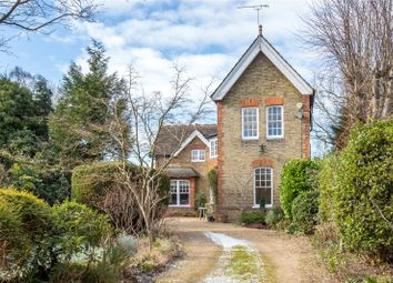 Thumbnail 3 bed detached house for sale in Oakleigh Park North, Whetstone, London