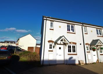 Thumbnail 2 bed end terrace house for sale in Sunningdale Drive, Hubberston, Milford Haven, Pembrokeshire.