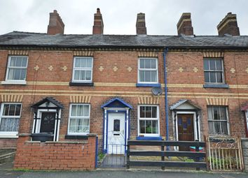 Thumbnail 2 bed terraced house for sale in Crynfryn Place, New Road, Newtown, Powys