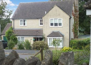 Thumbnail 4 bed detached house for sale in The Hawthorns, Bussage, Stroud