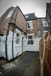 Thumbnail 5 bed terraced house to rent in Ridding Terrace, City Centre, Nottingham