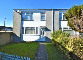 Thumbnail 2 bed end terrace house for sale in Canterbury Avenue, Southampton