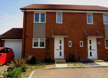 Thumbnail 3 bed semi-detached house for sale in Barber Road, Basingstoke