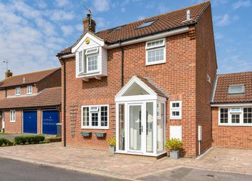 Thumbnail 4 bed detached house for sale in Edwin Close, Thatcham