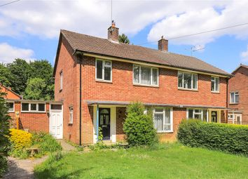 Thumbnail 3 bed semi-detached house for sale in Waterworks Road, Otterbourne, Winchester, Hampshire