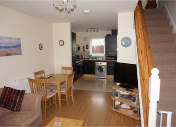 Thumbnail 2 bed terraced house for sale in Derwent Avenue, Milford Haven