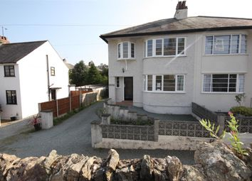 Thumbnail 3 bed semi-detached house to rent in Meiriondy, Chapel Street, Menai Bridge