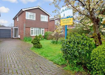 Thumbnail 3 bed link-detached house for sale in Chaplin Drive, Headcorn, Ashford, Kent