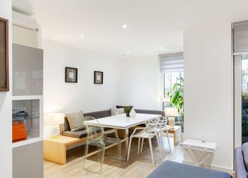 Thumbnail 1 bed flat to rent in Cable Walk, London