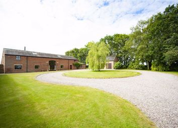 Thumbnail 4 bed barn conversion for sale in Crossmoor, Preston