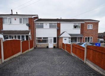 Thumbnail 3 bedroom terraced house for sale in Kettering Drive, Stoke-On-Trent