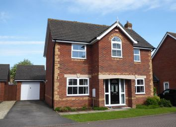 Thumbnail 4 bed detached house for sale in Lodge Close, Bicester