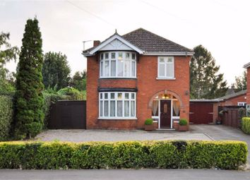 Thumbnail 3 bed detached house for sale in Station Road, Kirton, Boston