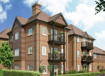 Thumbnail 2 bed flat for sale in Harvest Ride, Wokingham