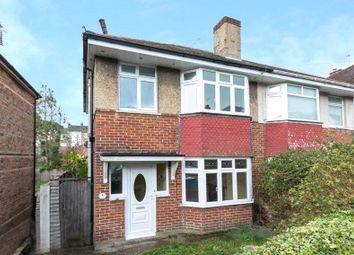 Francis Road, Parkstone, Poole, Dorset BH12. 3 bed semi-detached house