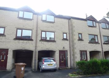 Thumbnail 3 bed town house for sale in Nunsfield Road, Buxton, Derbyshire