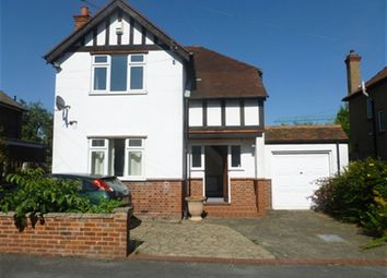 Thumbnail 3 bed property to rent in Crescent Drive, Maidenhead, Berkshire